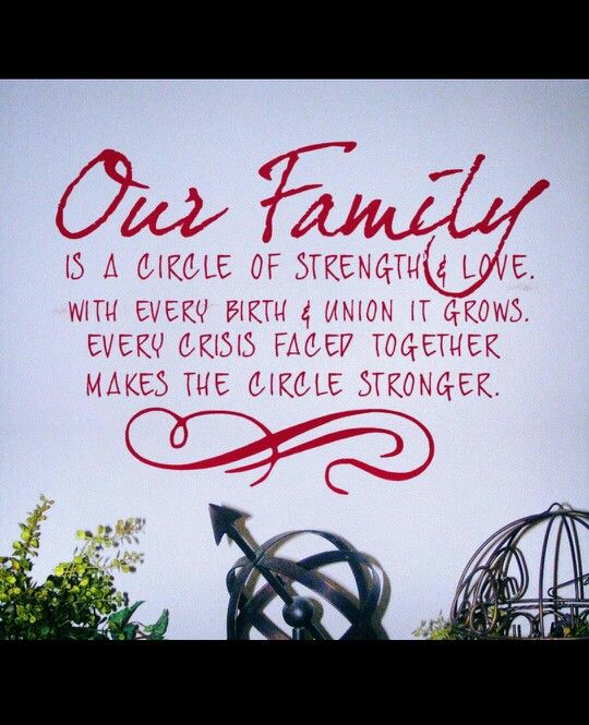 Cute Short Quotes About Family: ♡My Sweet Family♡