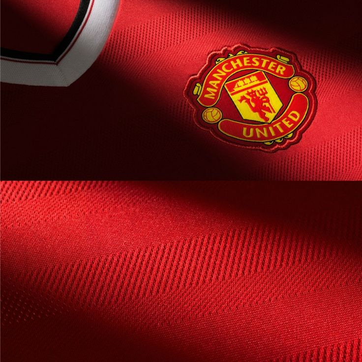 Manchester United 2015-16 adidas Home