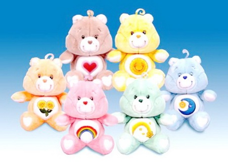 I had  the brown one, which I think was called Tenderheart.