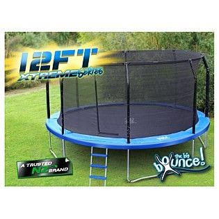 $499 (was $679) 12ft Trampoline TheBigBounce | No1 Fitness - Bargain Bro