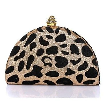 léopard conception similicuir mariage / embrayages pour les occasions spéciales (plus de couleurs) – EUR € 11.68