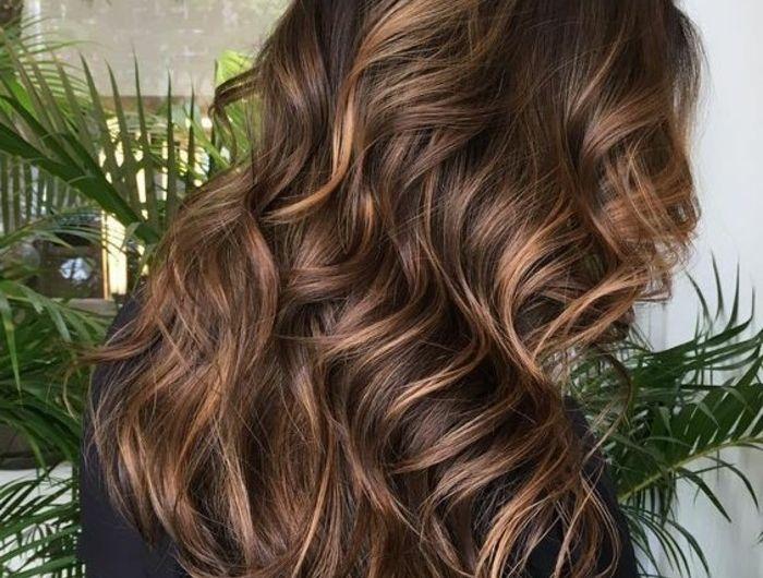 77 nuances de la couleur marron glac laquelle choisir marron glac couleur cheveux et balayage - Nuance de marron ...