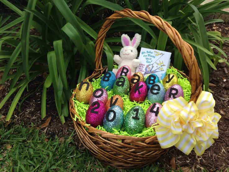 The 25 best october pregnancy announcement ideas on pinterest easter pregnancy announcement negle Choice Image