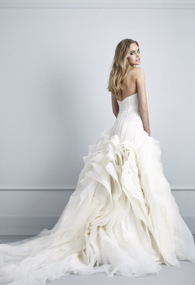 Pallas Couture Wedding Dress Collection | Bridal Musings Wedding Blog