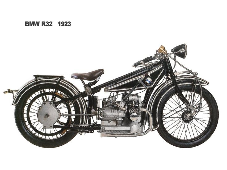 BMW History: The First BMW Motorcycle - http://www.bmwblog.com/2015/08/31/bmw-history-the-first-bmw-motorcycle/