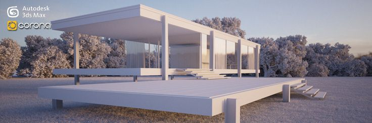 HDRI lighting with 3Ds Max and Corona Renderer