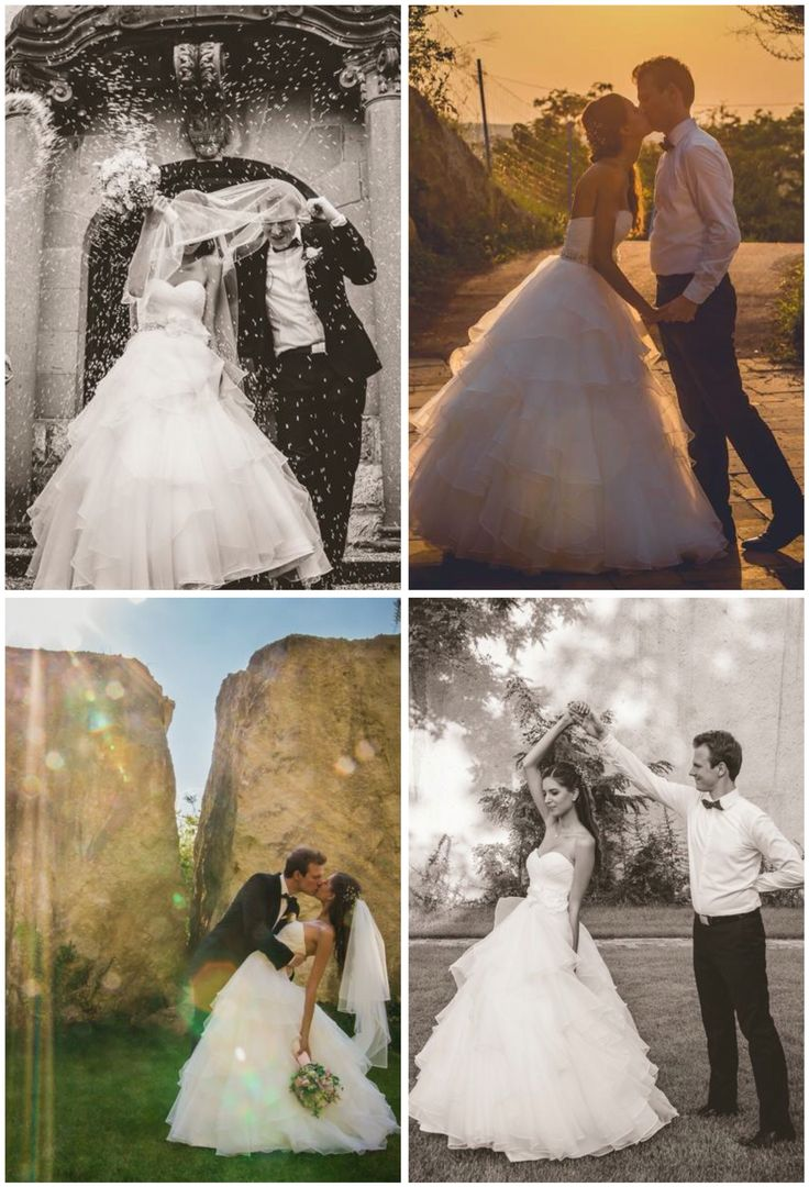 Aneto esküvői ruha Aire Barcelona kollekció - Rosa Clara - Orsolya menyasszonyunk  http://mobile.lamariee.hu/eskuvoi-ruha/aire-2015/aneto