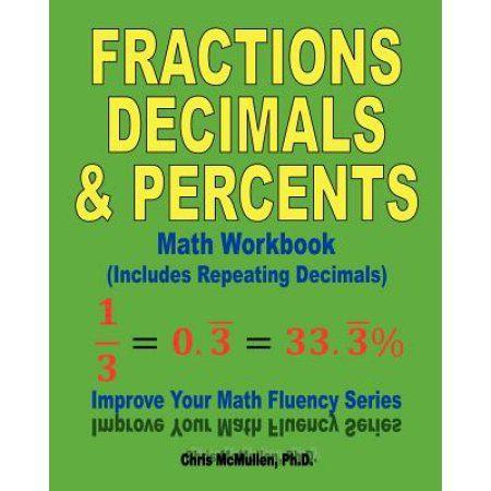 Fractions, Decimals, & Percents (Includes Repeating Decimals)