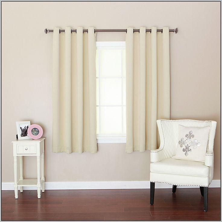 Short Window Curtains for Bedroom - Bedroom Inspiration Ideas