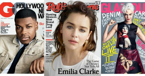 1-Year Subscriptions to Popular Magazines Only $4.95 (GQ, Rolling Stone & More)