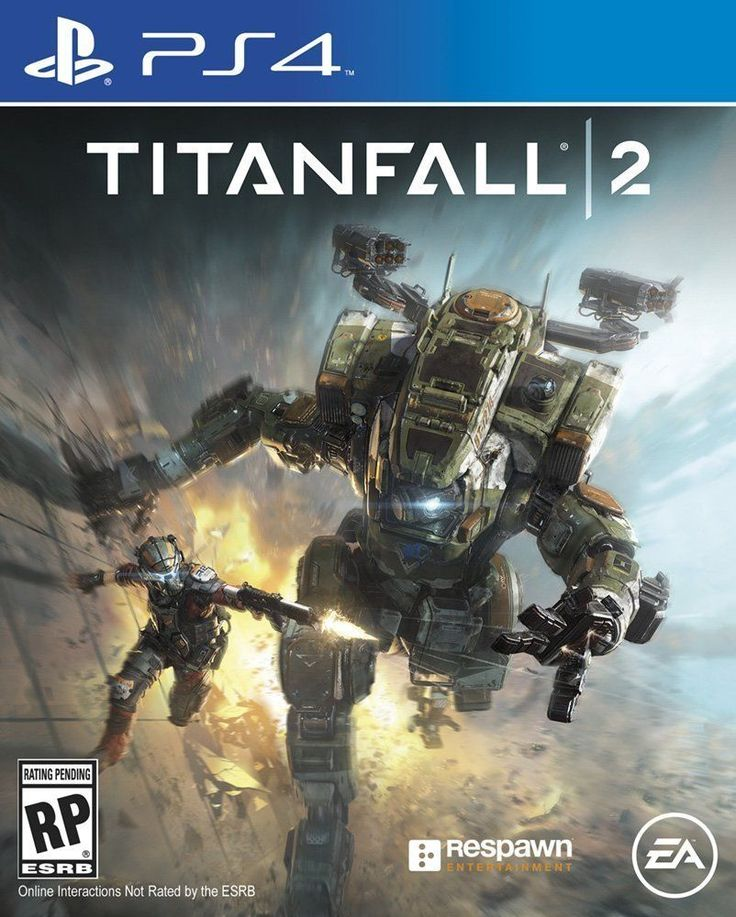 Titanfall 2 - PlayStation 4, PS4 NEW Sealed
