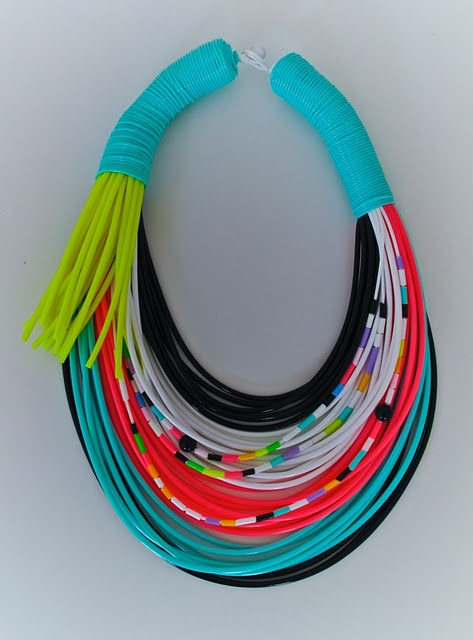 Necklace by Blandine Bardeau