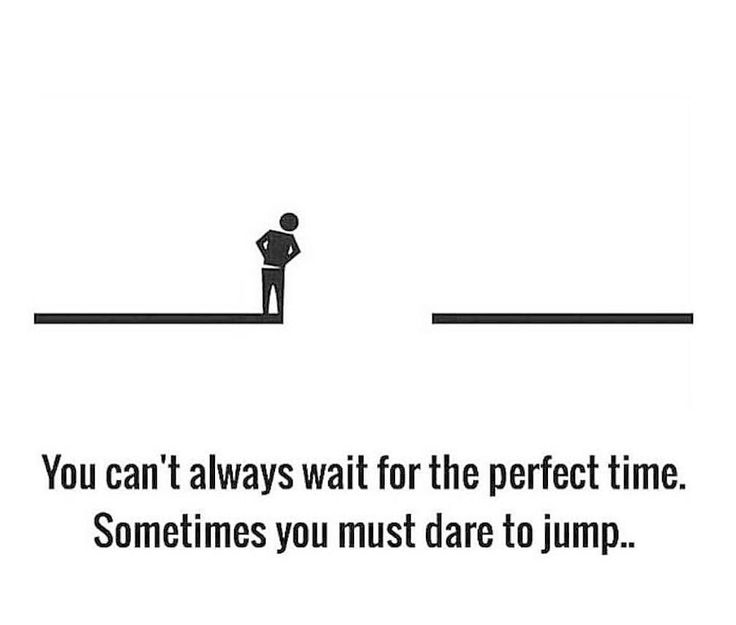 The Leap of faith :) #Cheers