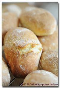 Durumvetebröd - Hembakat bröd