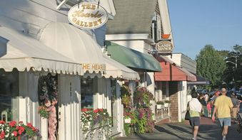 Great resource for where to shop on Cape Cod! Breaks it down by town.