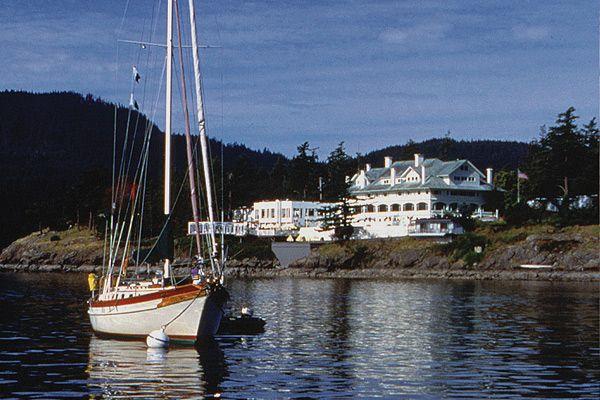 Rosario Resort Orcas Island
