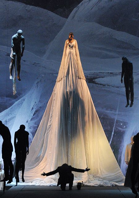 Orfeo ed Euridice, Scenography David Alagna and Frédèrico Alagna, Teatro Comunale of Bologna, Opéra Orchestre national de Montpellier, 2007/2008