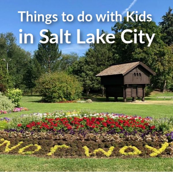 Things To Do With Kids In Salt Lake City Things To Do City Travel Vacation Usa