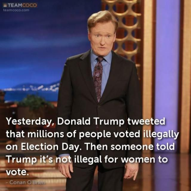 Funniest Trump Transition Memes: Voting Illegally