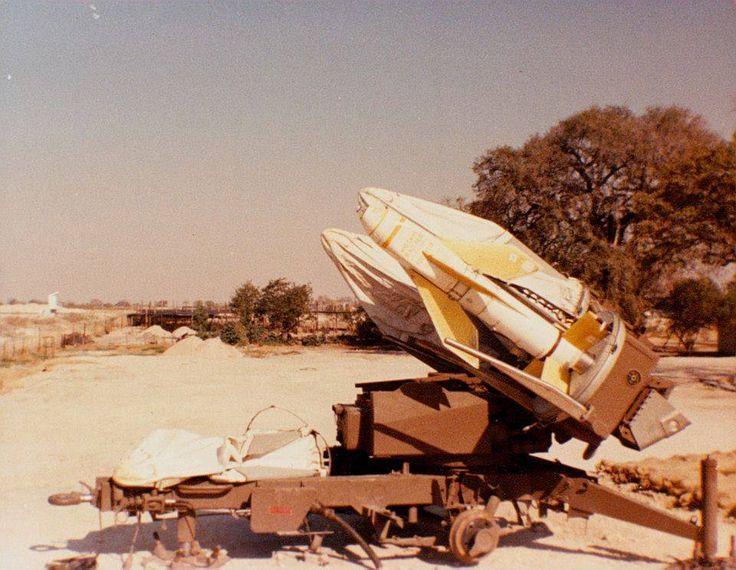 SADF Tigercat SAM Hilda.