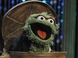 Meet Oscar the Grouch!