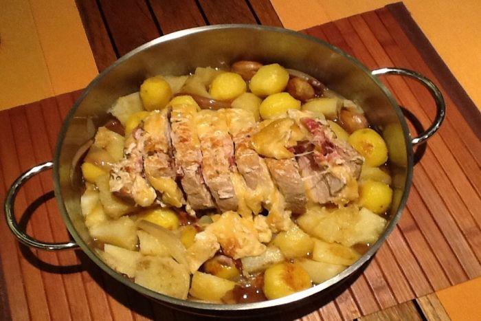 Découvrez cette recette en vidéo pour apprendre cette recette de Un plat traditionnel français : le rôti  Orloff