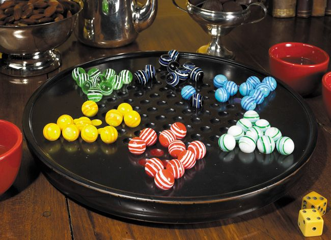 Accessories - games - Chinese Checkers Game