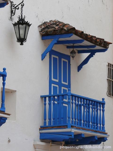 Roteiro Uma Semana em Cartagena - Viaje na Viagem