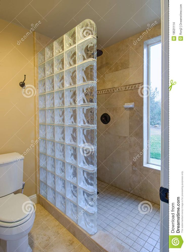 tijolo de vidro para banheiro - Pesquisa Google
