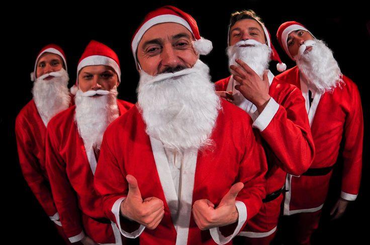 BOYS - Magiczny czas otulił nas (piosenka świąteczna) NOWOŚĆ! 16.12.2014 r.