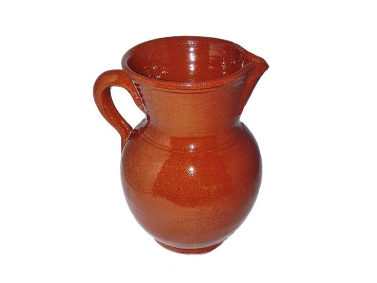 Spanish Clay Wine Decanter – Jarra De Vino Ideal for keeping your wine at the right temperature