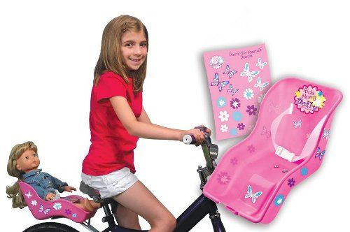 Best Toys for 7 Year Old Girls - Get the dolly bike seat for girls