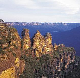 Blue Mountains , Australia, Three Sisters