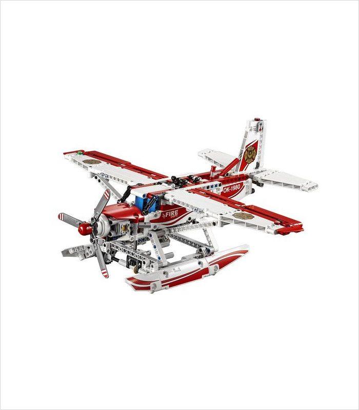 Coolest LEGO sets for kids - LEGO Technic Fire Plane