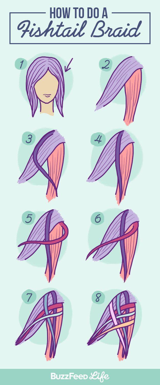 A Fishtail Braid