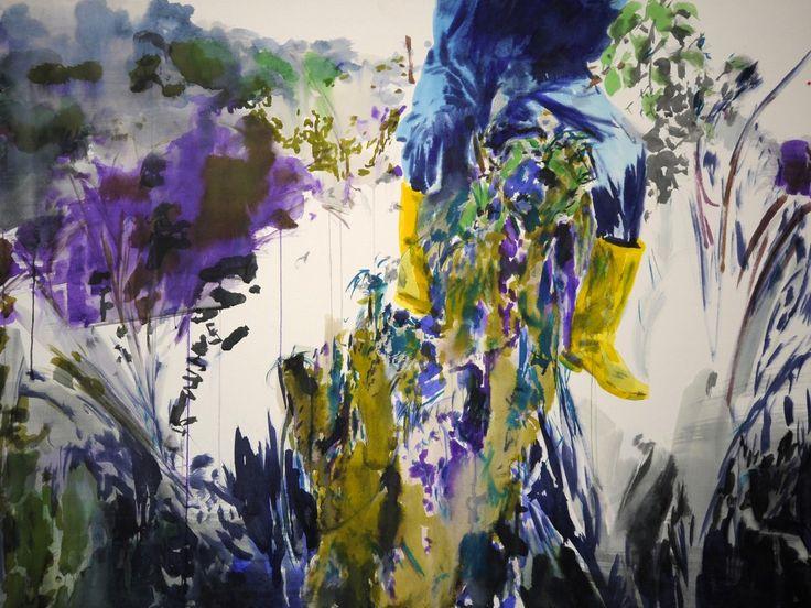 VO | Valérie Oualid : Agent d'illustrateurs | Bruno Bressolin | Paysage