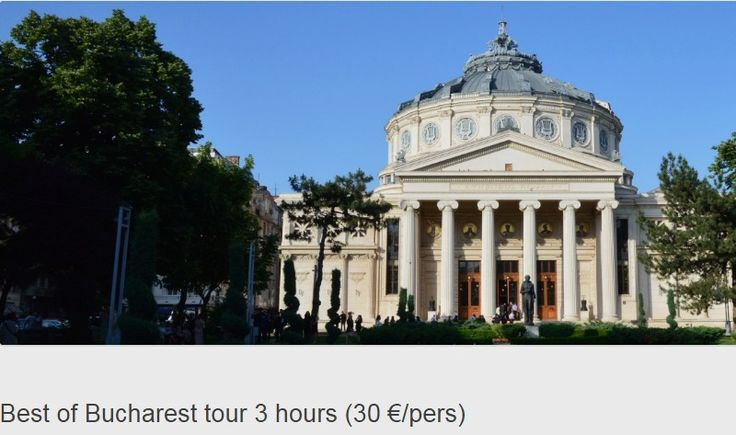 Best of Bucharest walking tour | Secret Romania