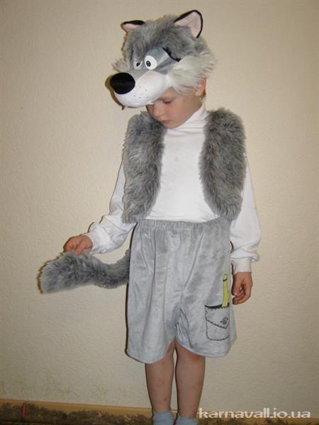 Детские карнавальные костюмы животных и аксессуары