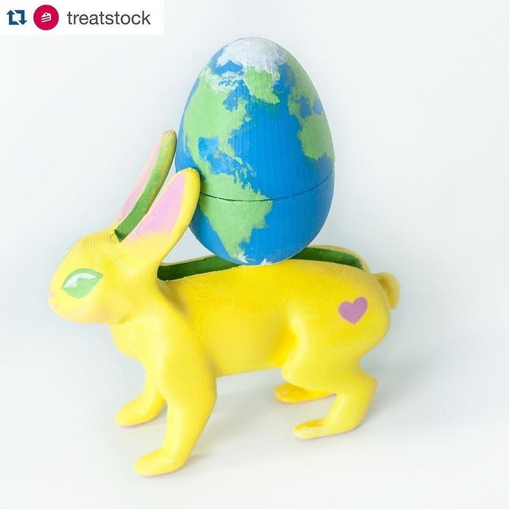 #Repost @treatstock  Easter is a time for peace and respect for one another so let the world be kind and warm to everyone. Happy Easter!  #treatstock #treatstockcom #3d #3dprinting #3dprinted #3dprint #3ddesign #design #designer #designs #designers #designing #3dp #easter #egg #eggs #rabbit #rabbits #rabbitsofinstagram #rabbitstagram #rabbitsofig #rabbitlover #weekend #friday #haveaniceday