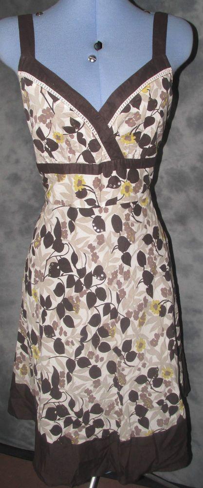 Papaya,ladies,size 12,Strappy,calf length,cotton,floral,casual,Tea Dress.