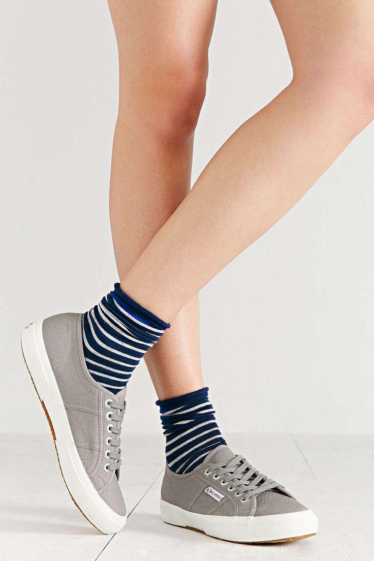 Superga: Superga Cotu Classic Lace-Up Sneaker