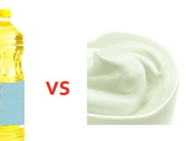 Czym zastąpić olej w ciastach? Olej sam w sobie nie jest niezdrowy – ba, jest nawet bardzo zdrowy i potrzebny (w odpowiednich ilościach) do prawidłowego funkcjonowania organizmu. Często jednak piekąc ciasta, babki czy ciastka, czytamy w przepisach: dodaj szklankę oleju lub kostkę rozpuszczonego masła – co za dużo, to niezdrowo, a spożywając olej w takich ilościach, nie możemy raczej spodziewać się pozytywnych skutków w naszym organizmie.