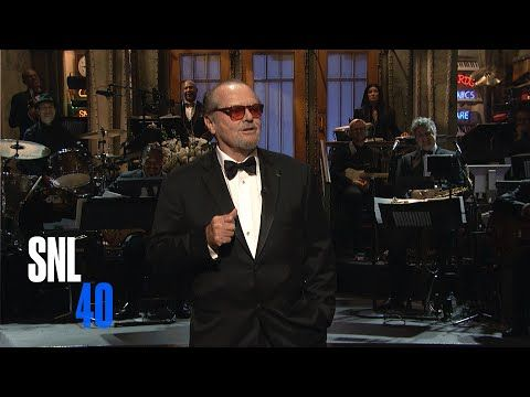 SNL: Politics - SNL 40th Anniversary Special - Jack Nicholson introduces a look back at SNL's coverage of politics, including impressions of President George H. W. Bush, Sarah Palin, President Bill Clinton and more.