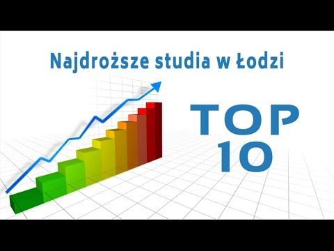 Studia Łódź - TOP 10 - Najdroższe studia w Łodzi 2016 - YouTube