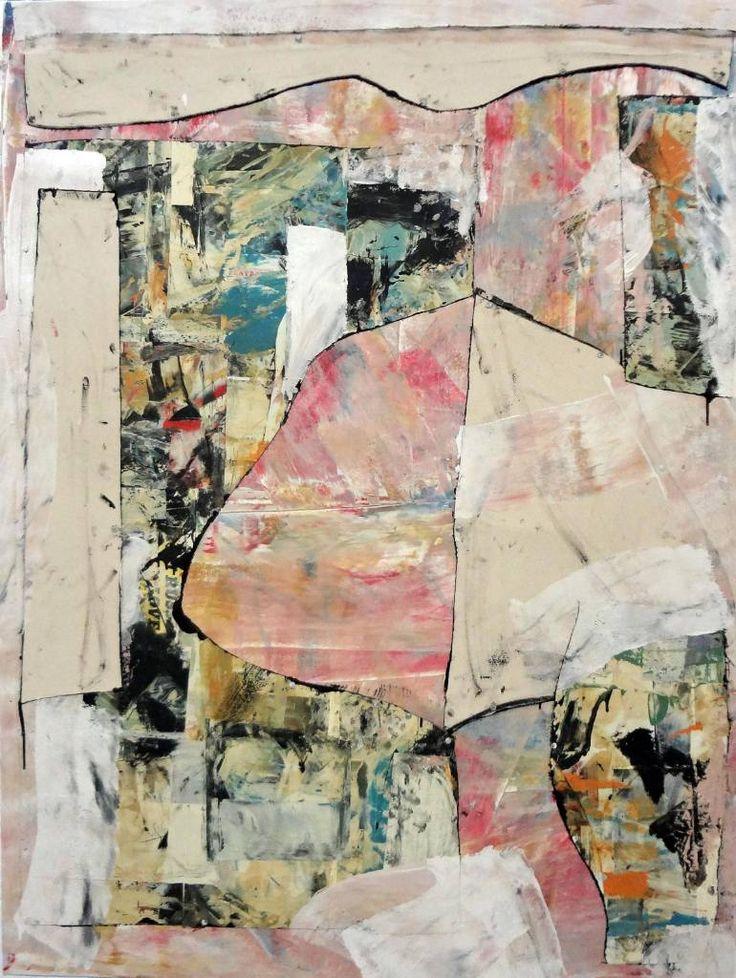 "Saatchi Art Artist Matthew Dibble; Painting, ""College Days"" #art"