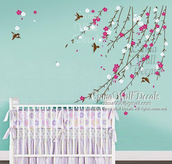 Best Bird Wall Decals Ideas On Pinterest Tree Wall Decals - Best nursery wall decals