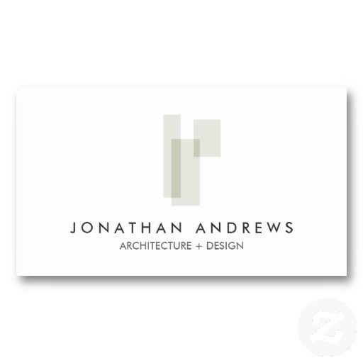 17 best images about business cards for architects for Architecture and design company