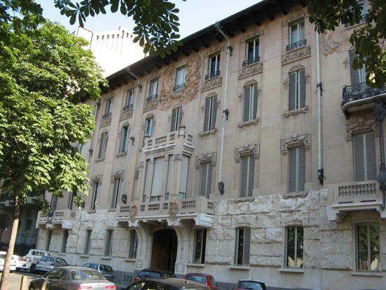 Casa maffei progettata dall architetto antonio vandone for Case da architetto
