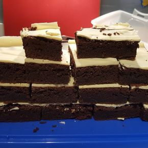 The worlds best chocolate cake