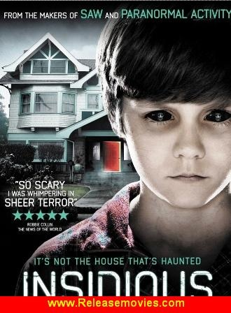 Insidious 2011 Movie Download Free – Dvdrip Xvid